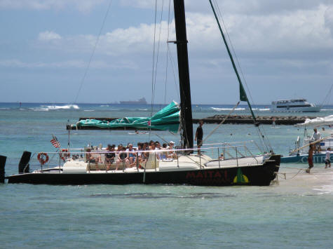 Dinner Cruises off Waikiki Beach
