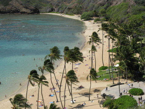 Hanauma Bay Beach, Oahu