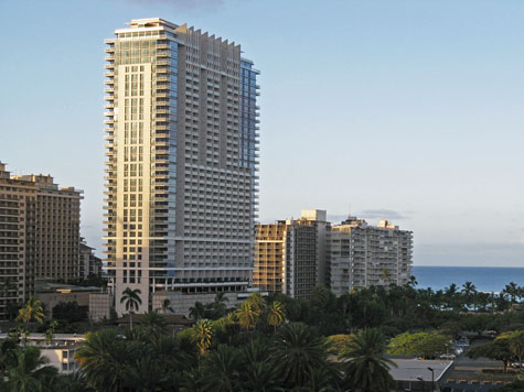 Hotels in Waikiki and Region