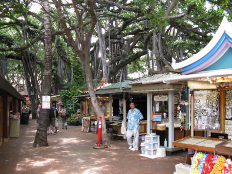 International Market Place in Waikiki