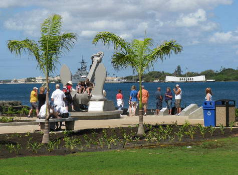 Excursion to Pearl Harbor